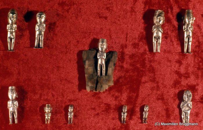 Amulettes incas